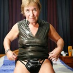 Geile Granny sucht Sextreffen