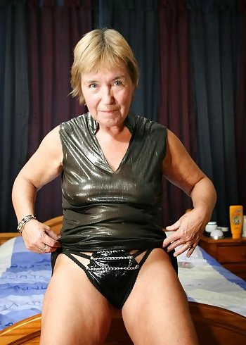 Granny sucht Sextreffen