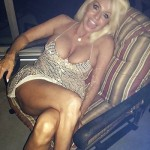 sexgeile blonde MILF privat ficken!