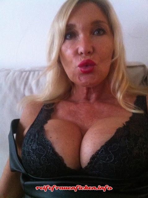 Willst du eine reife Frau ohne Gummi ficken?